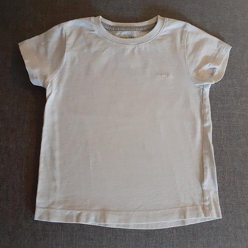 T-shirt blanc - Kidkanaï - 04 Ans