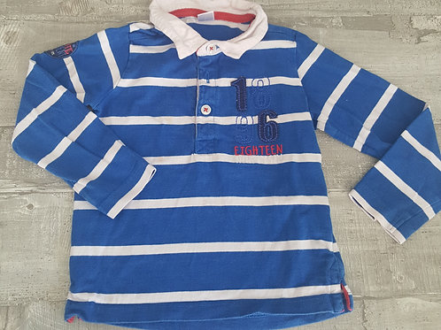 Polo manches longues - 3 ans