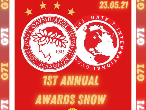 VOTE NOW: End of Season Award Show!