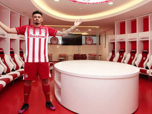 What the Addition of Tiquinho Soares Says About Olympiacos' Transfer Strategy