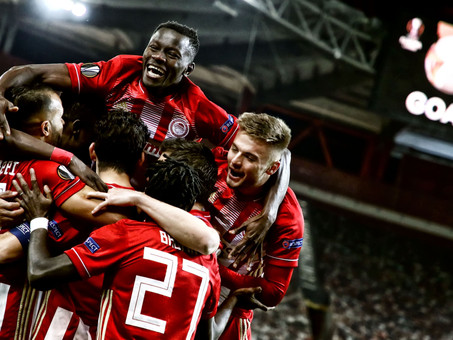Olympiakos End of Season Thoughts
