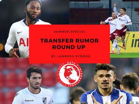 Thrylos Transfer Round Up