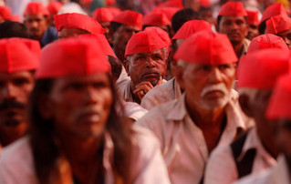 March Mania: People's Marches in India