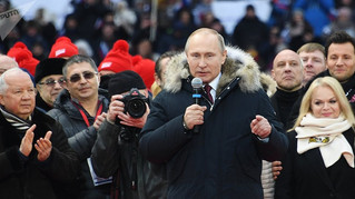 Russian Elections 2018: The Cult of Putin