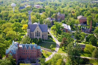 Law at an Ivy League: Cornell's Warm Embrace