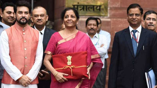 The Myth and Mystery of India's 2019-20 Budget