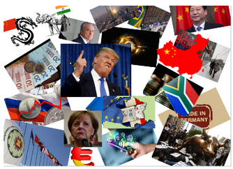 Looking Ahead: How the world economy will perform in 2018