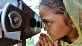Kartarpur: Praying through a Telescope