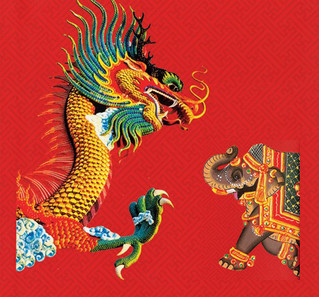 Asia: The Dragon is Winning, The Elephant is Capitulating