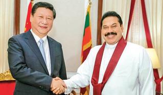 China, India, and the Sri Lankan Turmoil