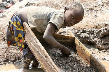 The Mineral Curse: Child Labor in Congo