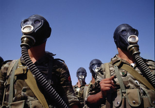 Chemical Carnage in Syria