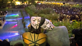 Hong Kong Protests: The Right to Remain Neutral