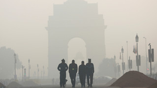Delhi's Death Breath: Air Pollution in India