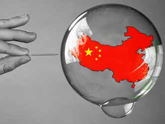 2015: China's Lehman Moment