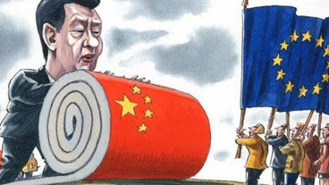 Through the Rubicon: EU-China Relations in 2020