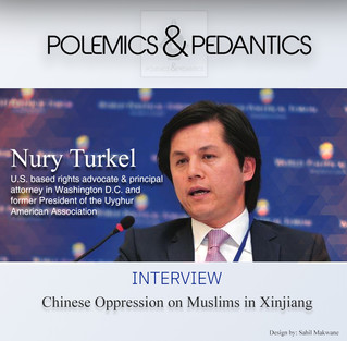 China's Repression on Uyghur Muslims: Interview with Nury Turkel