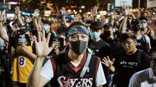 2019: The Year Hong Kong Made Itself Heard