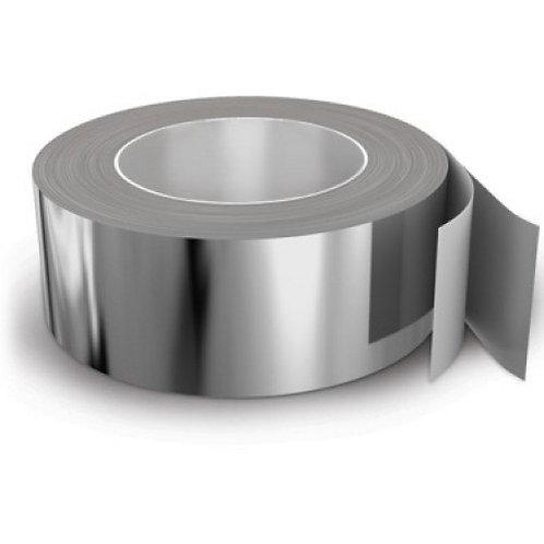 Скотч- фольга алюминевая (50мм*50м)