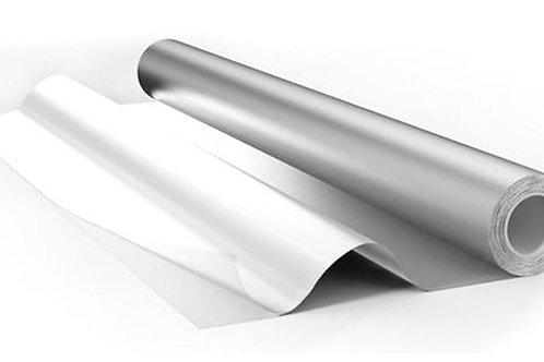 Фольга алюминиевая 50 мкм (20 кв.м.)