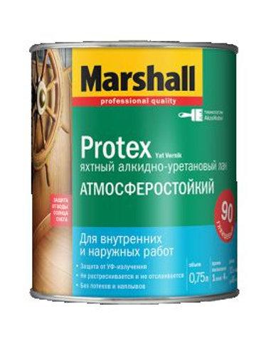 """Лак """"Marshal"""" полуматовый"""