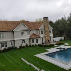 Birdseye View of Lawn