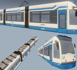 IC3D Tram
