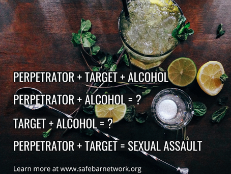 The Alcohol Equation - 7 Ways to Prevent Sexual Harassment and Sexual Assault