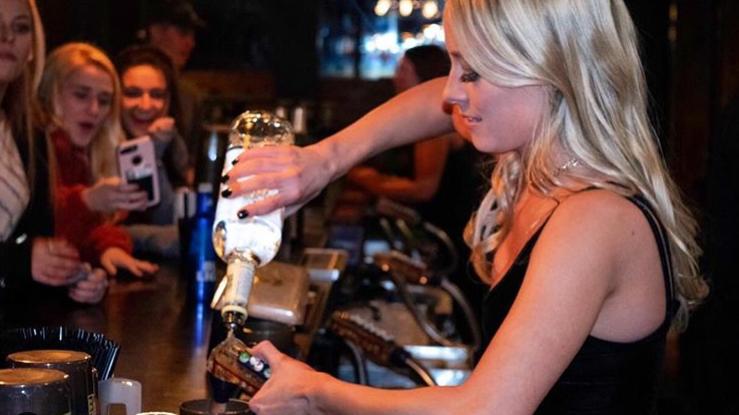 SAFE Bar Training for a Bartender
