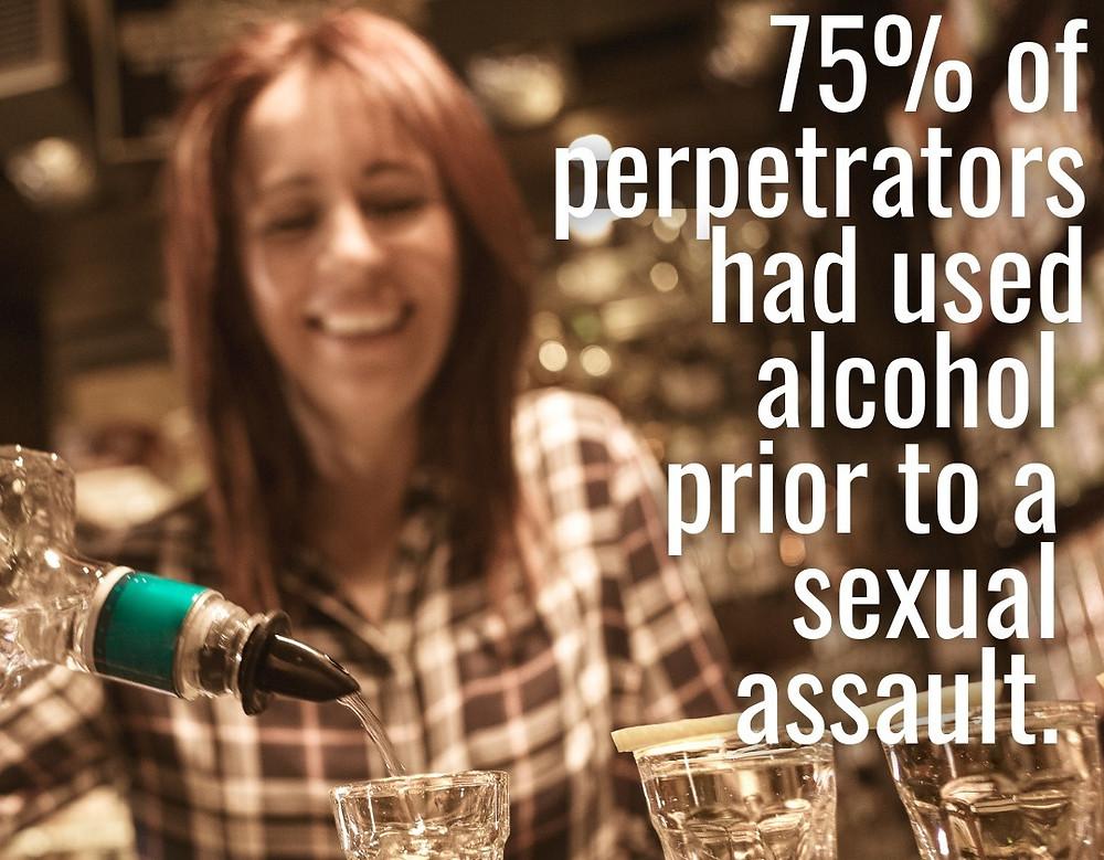 bartender, bar, bar training, sexual assault, sexual harassment, bystander, bystander intervention, safe bar, safe bar network