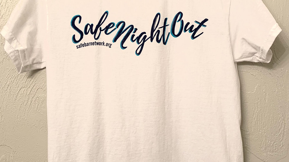 SAFE Night Out T-Shirt