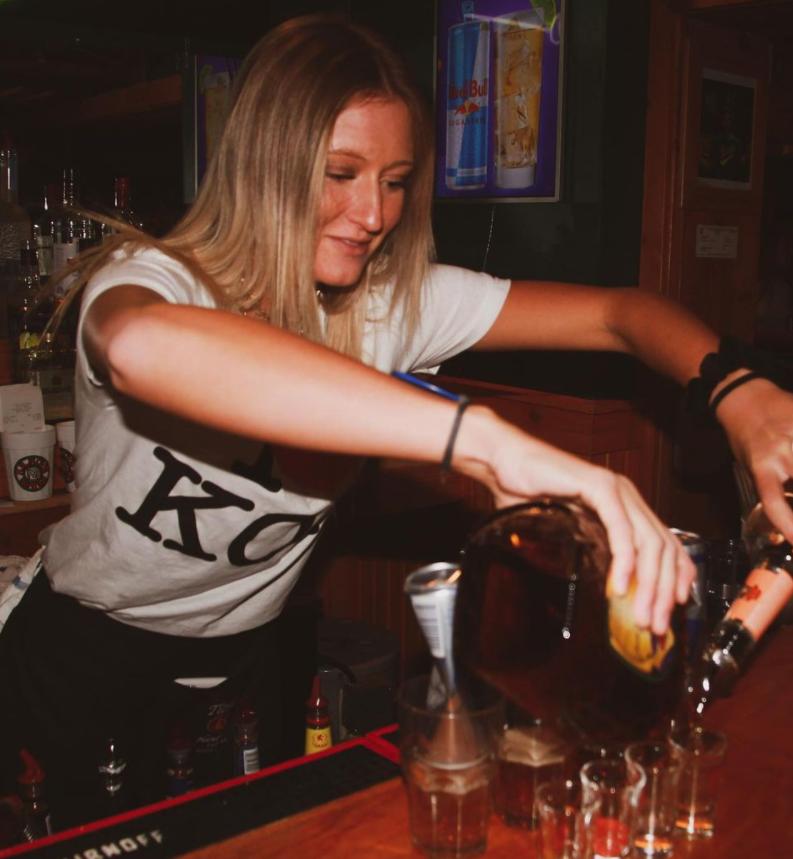 kilroy's, bartender, bar training, safe bar, safe bar network, bar, sexual harassment, active bystander, bystander, bystander intervention