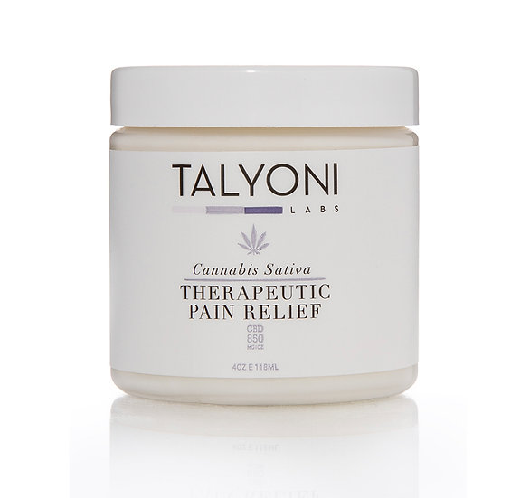 Talyoni CBD Therapeutic Pain Relief