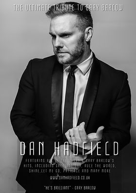 Dan Hadfield as Gary Barlow