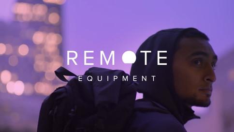 Remote Equipment Kickstarter