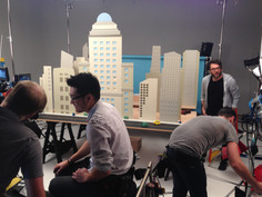 Stop Motion Cityscape