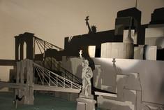 Brooklyn Bridge DJ Shadow Touring Set