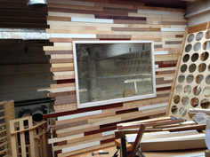 Shop Reclaimed Rolling Wall
