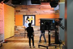 Al Jazeera Studio Set