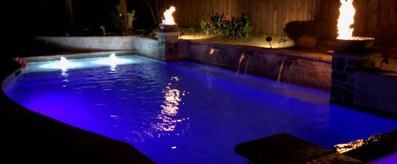 Swimming Pool Construction & Remodeling - DFW Complete ... on Dfw Complete Outdoor Living id=51830