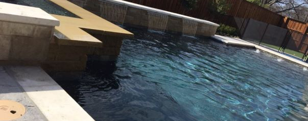 Swimming Pool Construction & Remodeling - DFW Complete ... on Dfw Complete Outdoor Living id=61713
