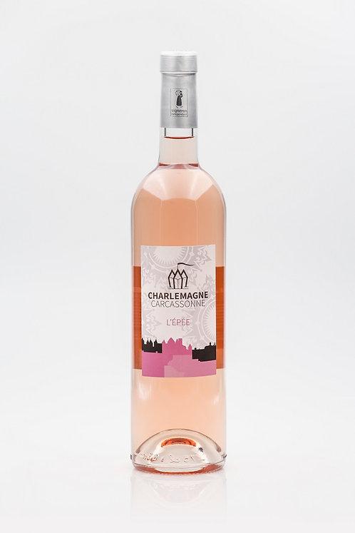 IGP Cité de Carcassonne L'Épée Rose