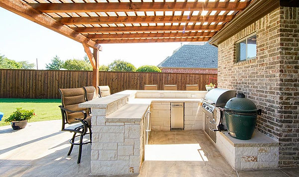OUTDOOR LIVING FORT WORTH, TX