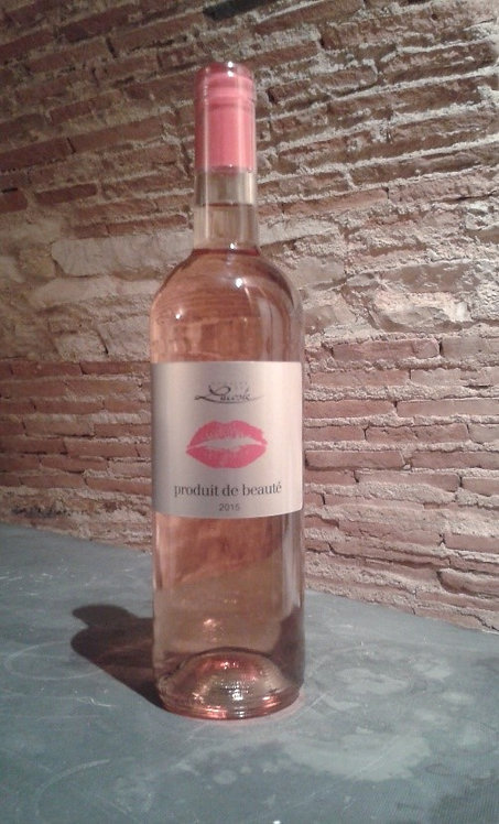 IGP Côtes du Lot (Produit de beauté rosé)