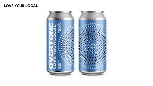 Overtone x Wee Beer Shop - Love Your Local