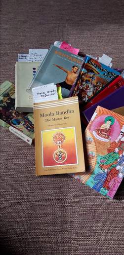 Moola Bandha, by Swami Buddhananda