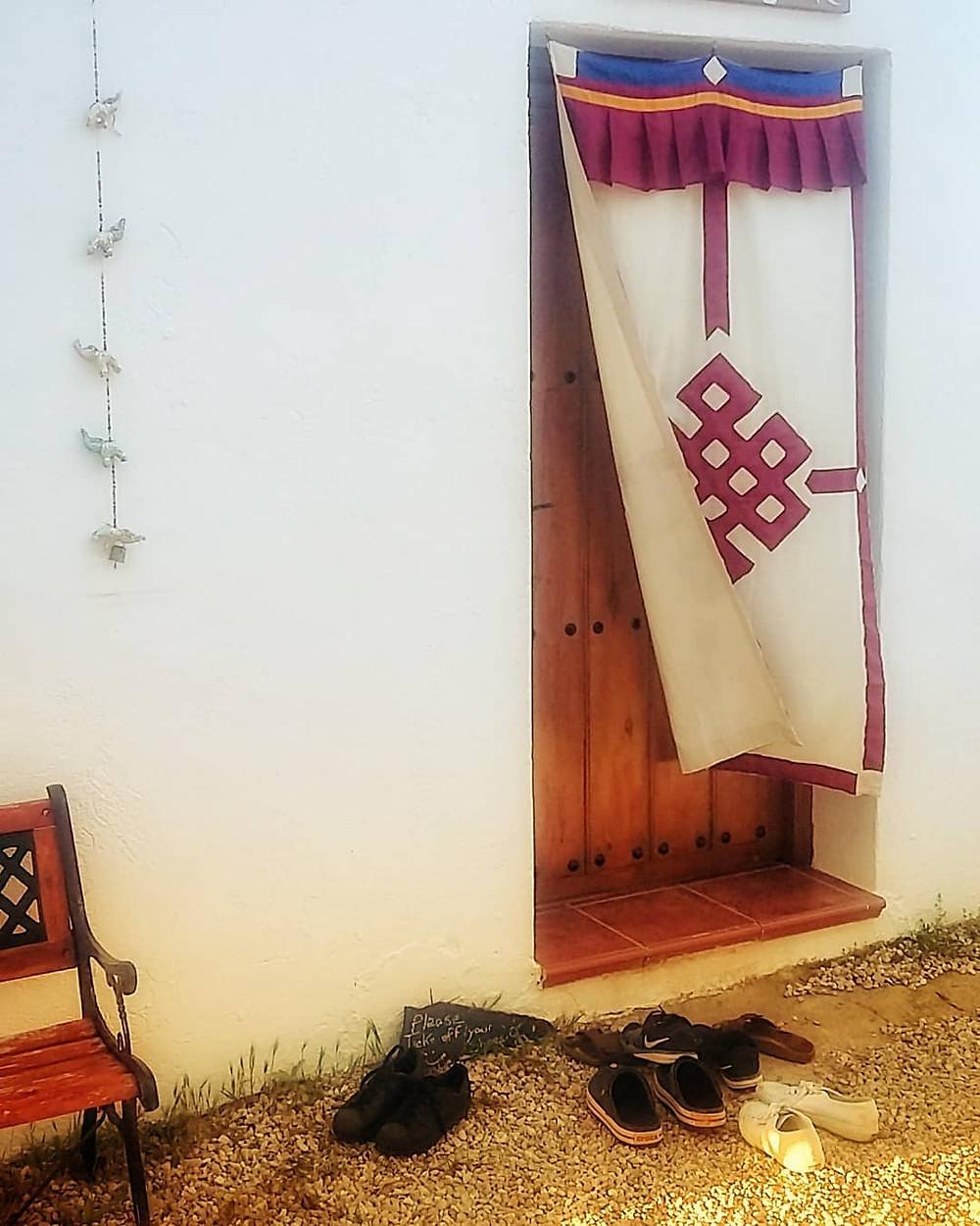 yoga retreat meditation vipassana casa bhakti granada spain