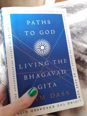 Ram Dass on living and learning the Bhagavad Gita