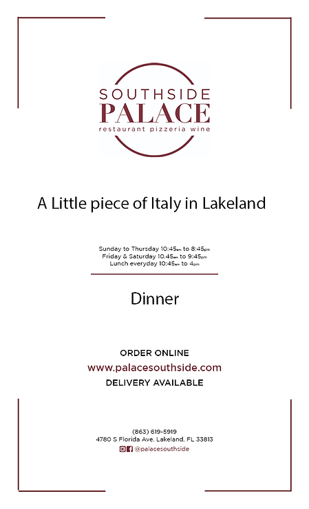 palace_southside_dinner_SPRING 2020 for