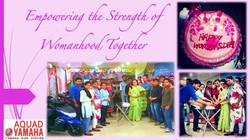 Empowering Women Strength